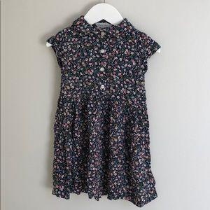 Ralph Lauren floral print swing dress